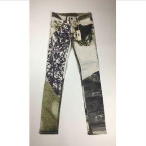 Diesel Women's Jeans Size 26 Livier-Sp Super Slim